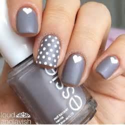 gray matters of the heart nails nail design nail art