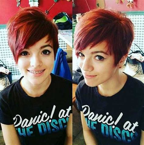 Hairstyle Cut 2016 Pictures by 30 Best Pixie Hairstyles 2015 2016 Hairstyles