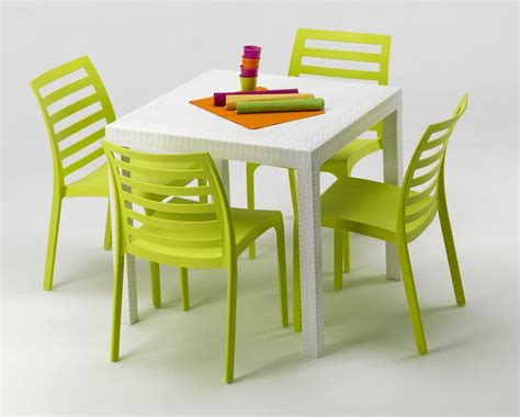 set tavolo e sedie da esterno set tavolo e sedie da giardino per esterni idfdesign