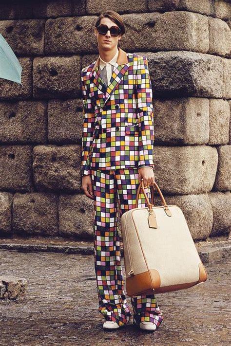 Angst Vor Mustern by M 228 Nner Modewochen In Und Mailand Die Welt