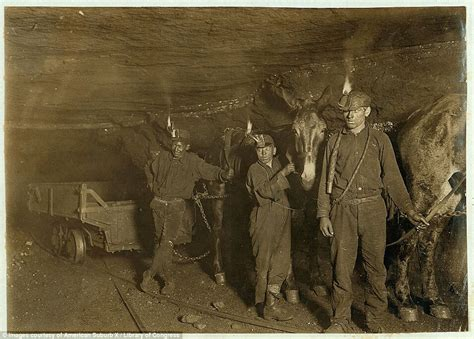 who is the kid in the that mine cadillac comercial child labor coal mines