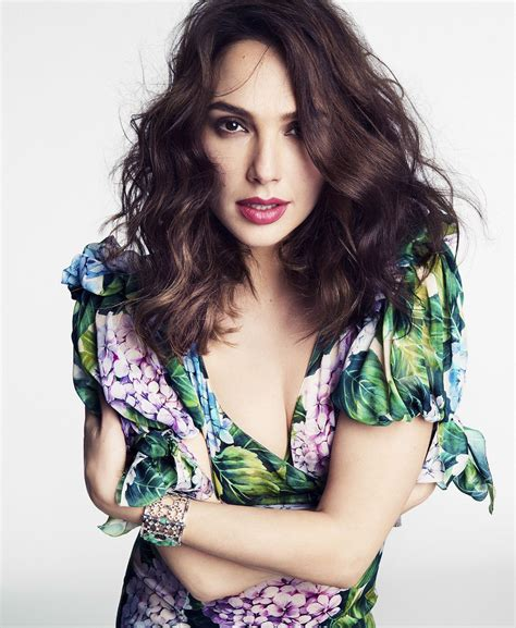 gal gadot smile gal gadot in marie claire us june 2017 by tesh