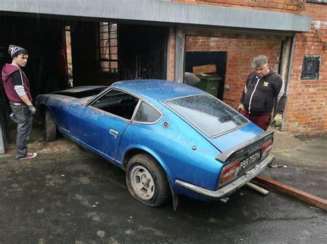 1974 Datsun 240z by 1974 Datsun 240z Bridge Classic Cars