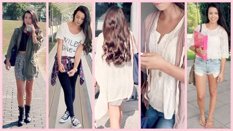 Clothes My Back Wednesday by School Fashjourney