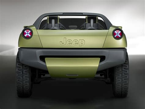 new jeep renegade concept jeep renegade concept for nature lovers