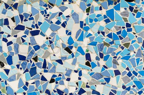 How To Get Floor Plans For My House mosaic wall decorative ornament from ceramic broken tile