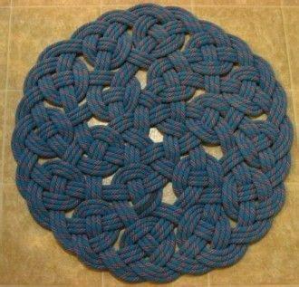 tappeto corda tappeto da corda da arricata recycled climbing rope