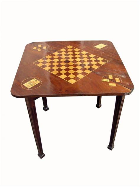 gioco da tavolo tavolo da gioco angolare ghilli antiquariato a