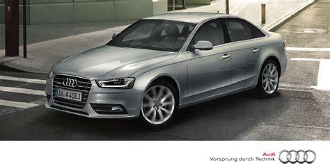 Bedienungsanleitung Audi audi a4 bedienungsanleitung auto bild idee