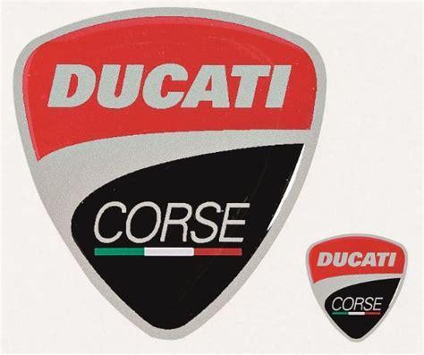Ducati Corse Sticker Set by Ducati Corse Decal Sticker Set