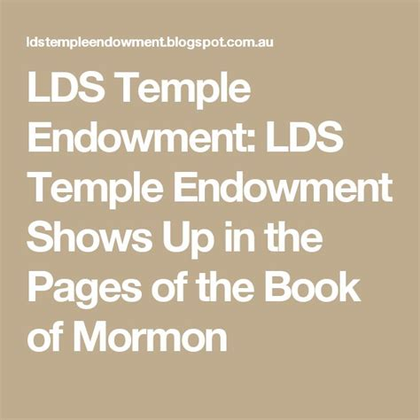 completing your endowment temple endowment books 4508 best temples and thoughts images on lds