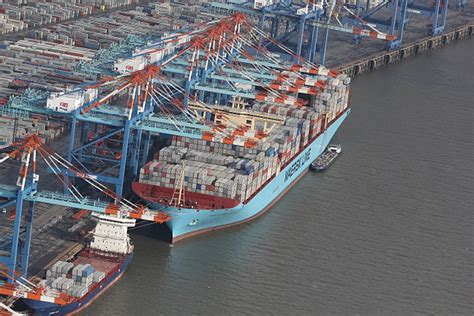 maersk shipping schedule to maersk line leads box ships in improved service