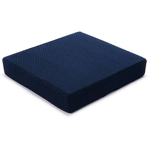 memory foam couch cushion replacement high density memory foam seat cushion
