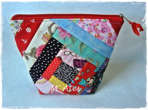 patchwork necessaire necessaire patchwork m artes elo7