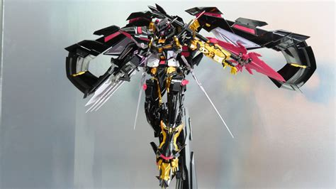Metal Build Astray Amatsu Mina Tenku No Sengen 1 metal build gundam astray gold frame amatsu mina new hi resolution images photoreport