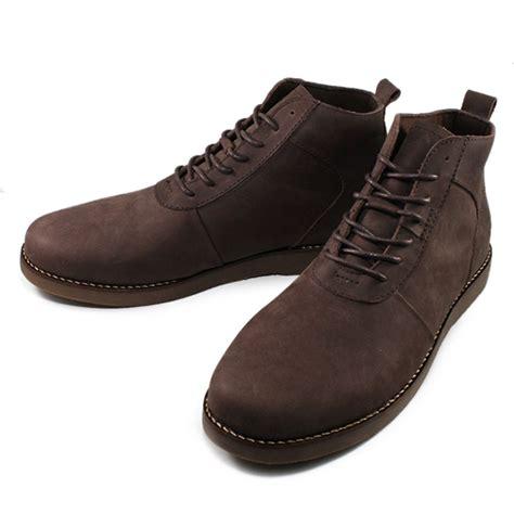 Sepatu Kasual Boots Murah Kickers Safety Boots Leather X Zoom Hitam jual sepatu pria brodo boots sauqi footwear sepatu kulit