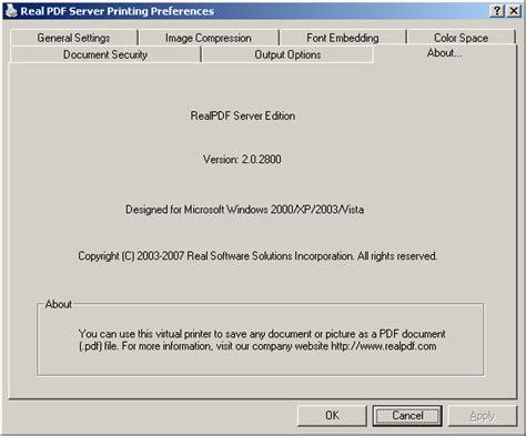 best free pdf printer driver tiff print driver software free