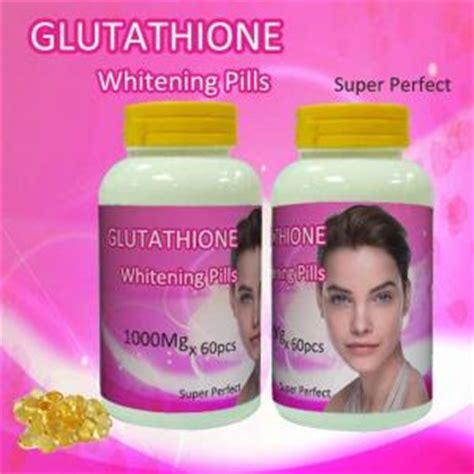 Gluta Panacea Strong glutathione skin whitening pill quality glutathione skin