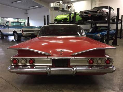 1960 ls for sale 1960 chevrolet impala patina ls swap air ride