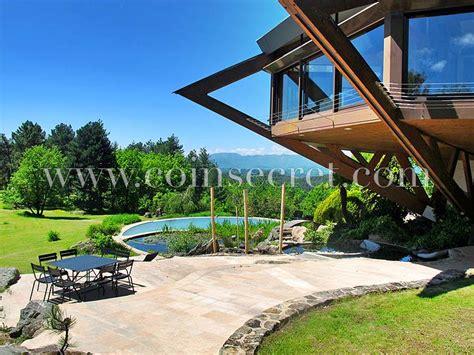 location en ardeche avec piscine maison moderne