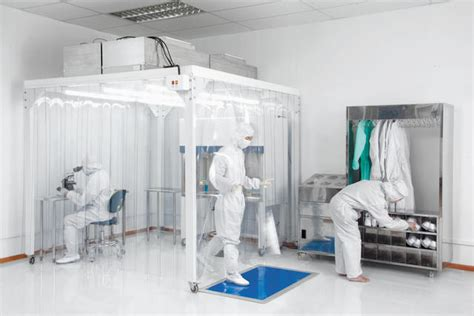 iso 5 clean room soft wall clean room