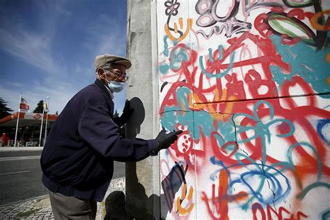 spray painter croydon cool elderly artists destroy graffiti stereotypes