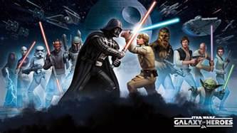 Star Wars Galaxy of Heroes Wallpapers   HD Wallpapers