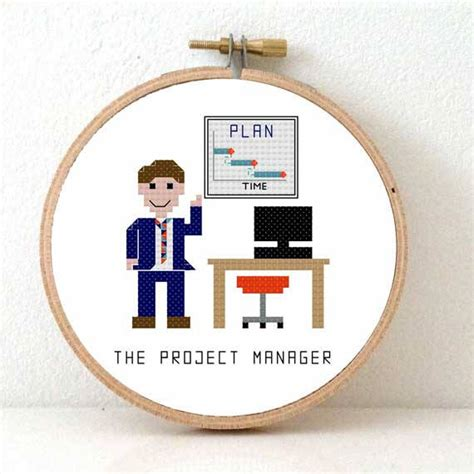 pattern maker jobs in germany diy gift for project manager project manager cross stitch