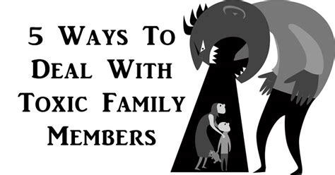 5 Ways To Find A Relationship With Your Future In by 5 Ways To Deal With Toxic Family Members Longevitybox