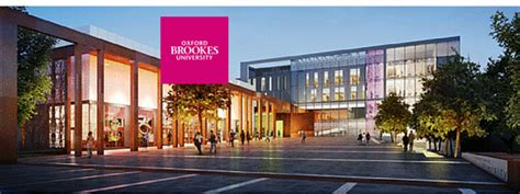 Mba Oxford Brookes Uk by Schedule With Oxford Brookes Uk At