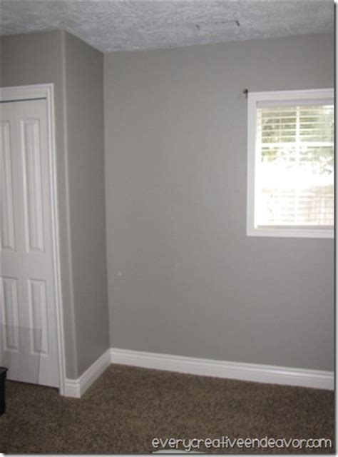 paint color wood smoke by glidden for the home