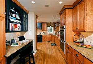 i have medium oak cabinets with laminate light stone look floors what color granite would