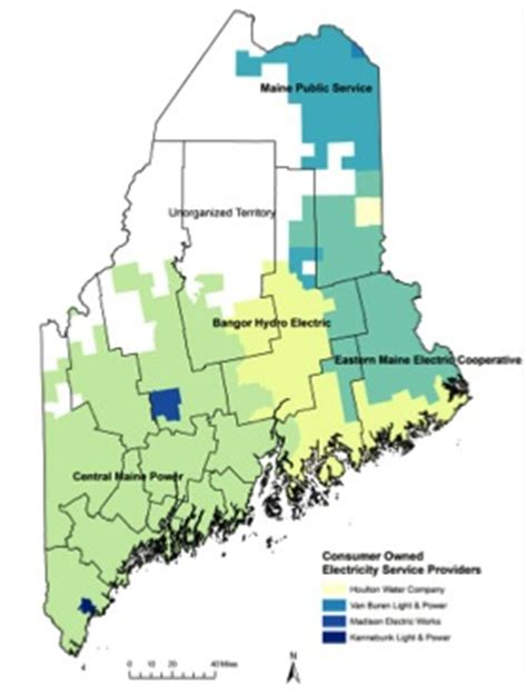 Maine Office Of Gis by State Of Energy Infrastructure In Maine 2012 State Of