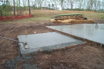 Types Of Foundations For Houses by How To Home Construction Foundations Diy How To Guides