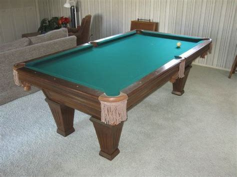 17 best ideas about brunswick pool tables on