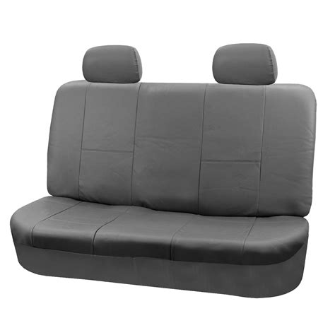rear bench seat covers pu leather rear bench seat covers top quality for car
