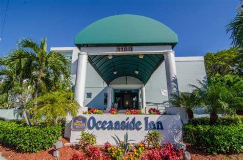 best western oceanside inn 15 best hotels near fort lauderdale cruise port on cruise