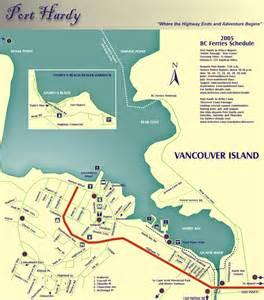 maps vancouver island bc canada
