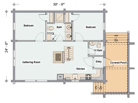 cabin floor plans luxury log cabin home floor plans best luxury log home