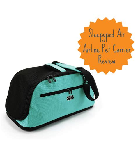 flying with a in cabin flying with a sleepypod air in cabin pet carrier review
