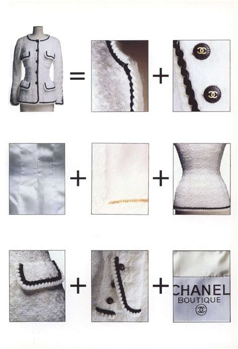 Secrets Of The Chanel Jacket Revealed by 44 Best A Chanel Jacket Images On