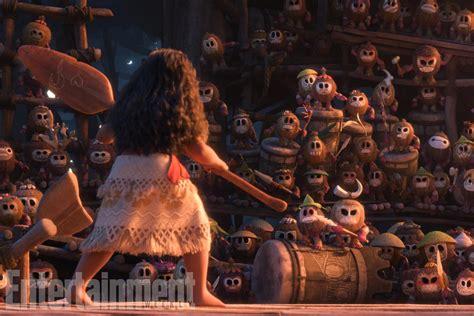 coco vs moana moana hidden cameos include little mermaid wreck it ralph