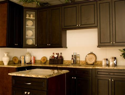 Espresso Kitchen Cabinets With Granite by Pin By Myrick Stubbs On Work