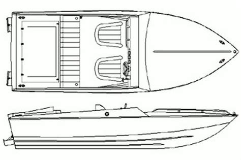 vee boat plans mangusta 20 mg20 a fast deep vee sports boat fast and