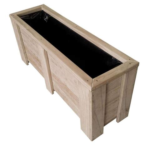 rectangle planter box rectangle planter box 1000x300x420 breswa outdoor furniture