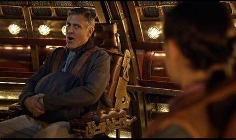 film disney george clooney george clooney in disney s tomorrowland trailer films