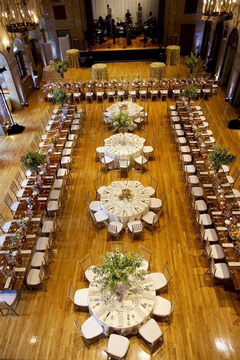how to arrange rectangular tables for a wedding reception wedding reception table layout ideas a mix of rectangular