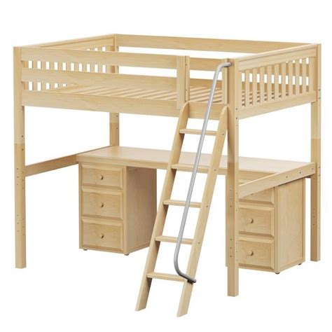 loft bed with desk and futon full loft bed with desk kids bunk beds loft beds for sale