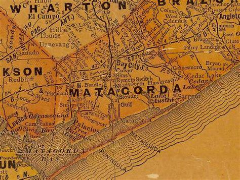 matagorda texas map matagorda history matagorda texas bay