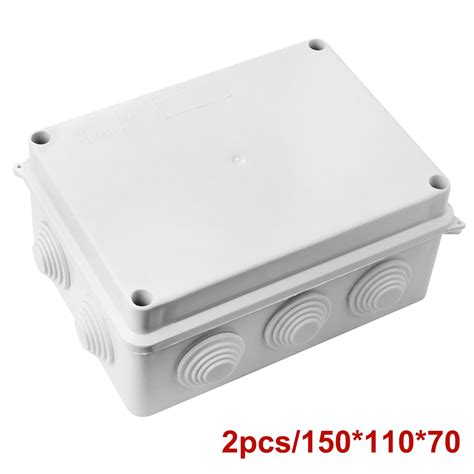 plastic cover for outdoor electrical box plastic free